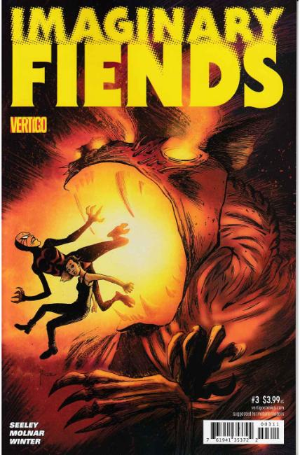 Imaginary Fiends #3 [DC Comic] THUMBNAIL