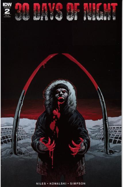 30 Days of Night #2 Cover RI [IDW Comic] THUMBNAIL