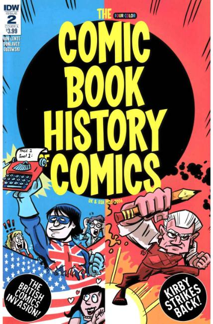 Comic Book History of Comics Comics For All #2 Cover A [IDW Comic]