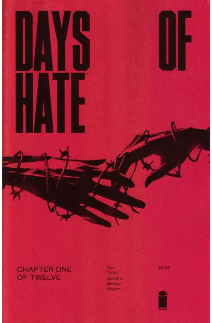 Days of Hate #1 [Image Comic] THUMBNAIL