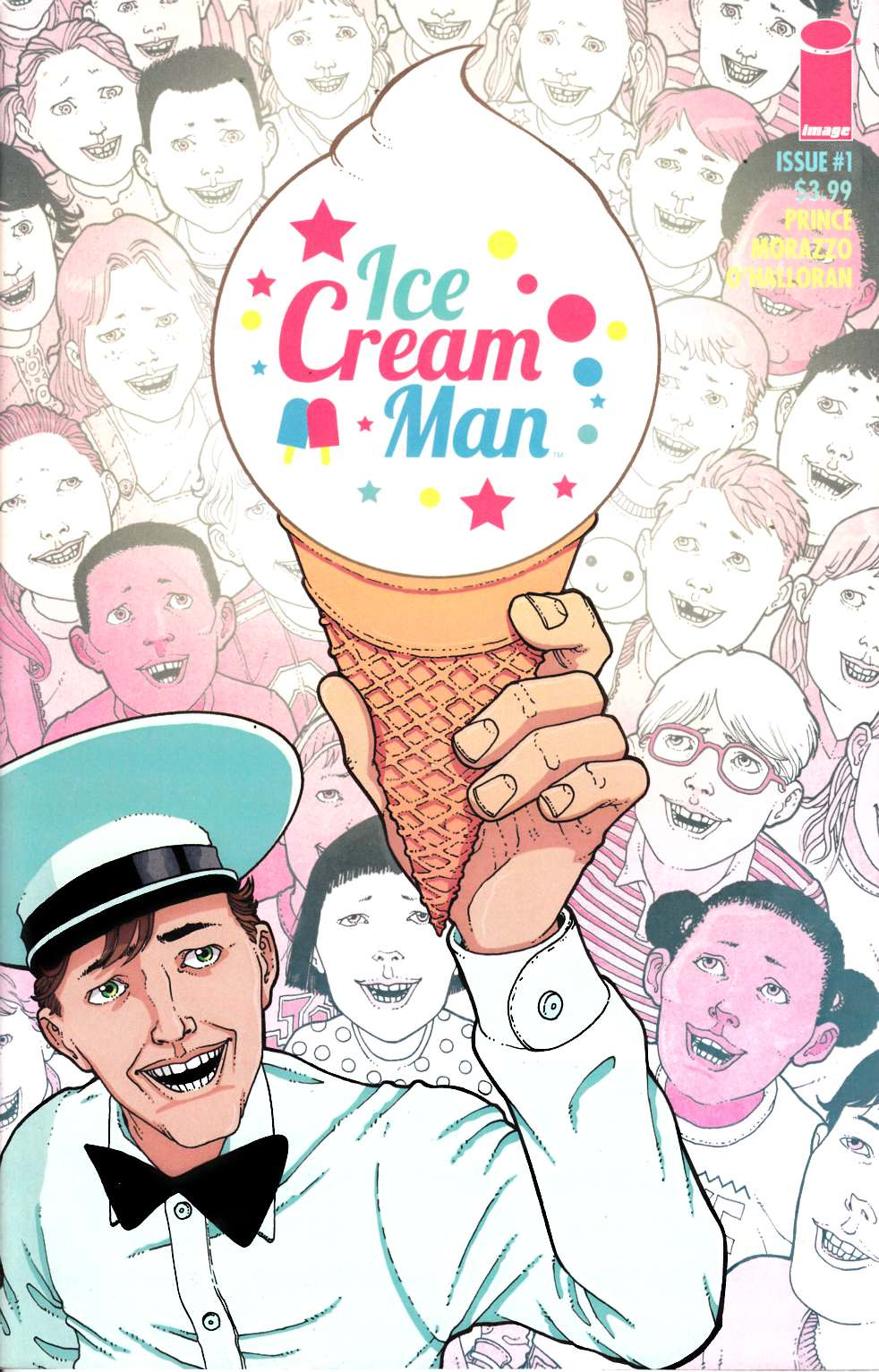 Ice Cream Man #1 Cover A Very Fine (8.0) [Image Comic] THUMBNAIL