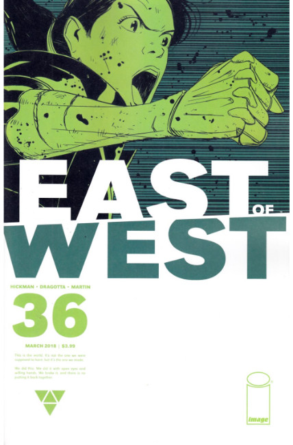 East of West #36 [Image Comic]