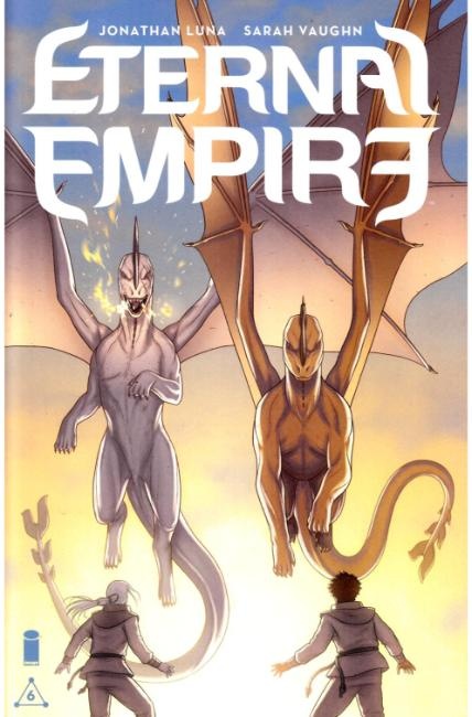 Eternal Empire #6 [Image Comic] THUMBNAIL