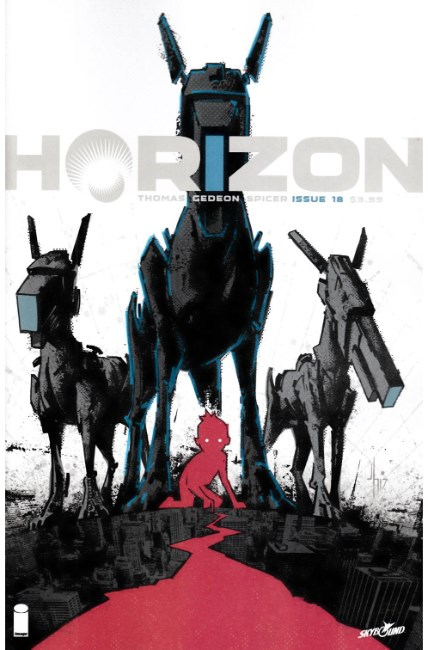 Horizon #18 [Image Comic]