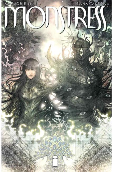 Monstress #13 [Image Comic]