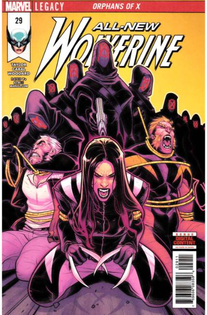 All New Wolverine #29 [Marvel Comic]