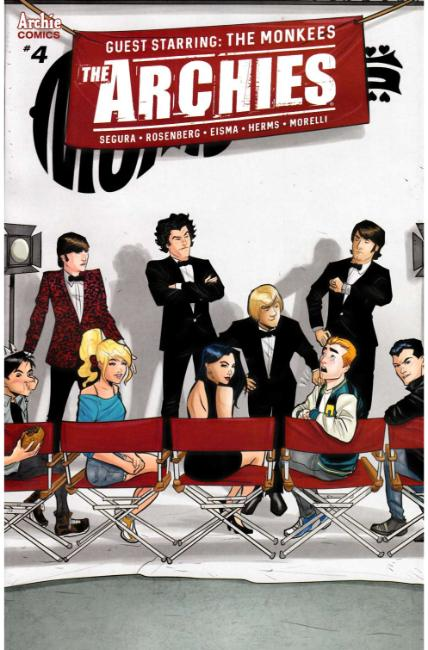 Archies #4 Cover C [Archie Comic] THUMBNAIL