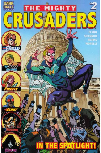 Mighty Crusaders #2 Cover A [Archie Comic]_THUMBNAIL