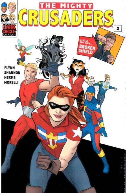 Mighty Crusaders #2 Cover C [Archie Comic]_THUMBNAIL