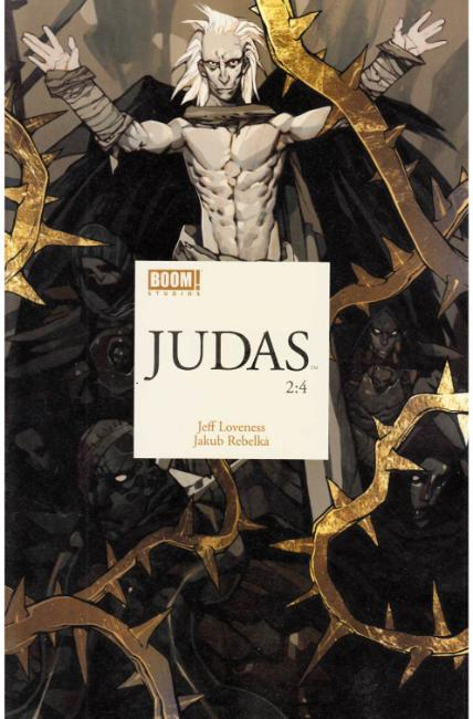 Judas #2 [Boom Comic] LARGE