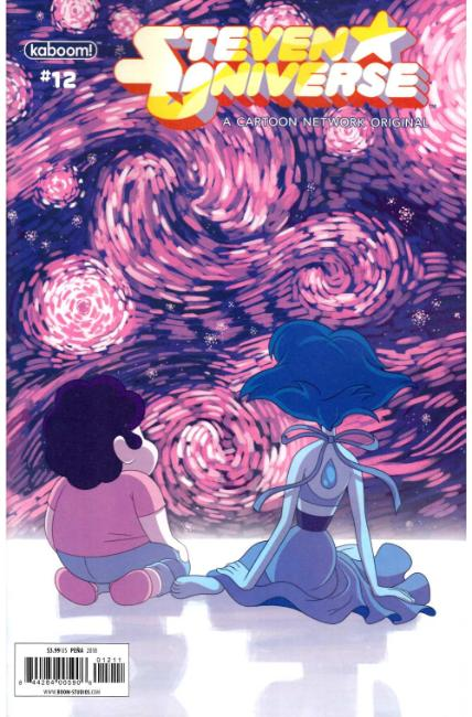Steven Universe Ongoing #12 [Boom Comic] THUMBNAIL