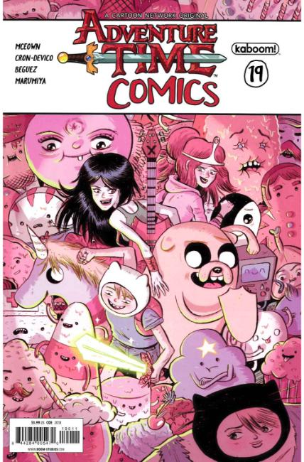 Adventure Time Comics #19 [Boom Comic] THUMBNAIL