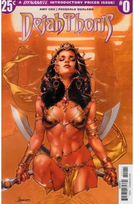 Dejah Thoris #0 Cover A [Dynamite Comic] THUMBNAIL