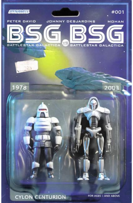 BSG vs BSG #1 Cover E [Dynamite Comic]