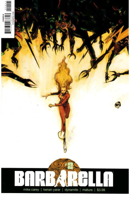 Barbarella #2 Cover B [Dynamite Comic] THUMBNAIL