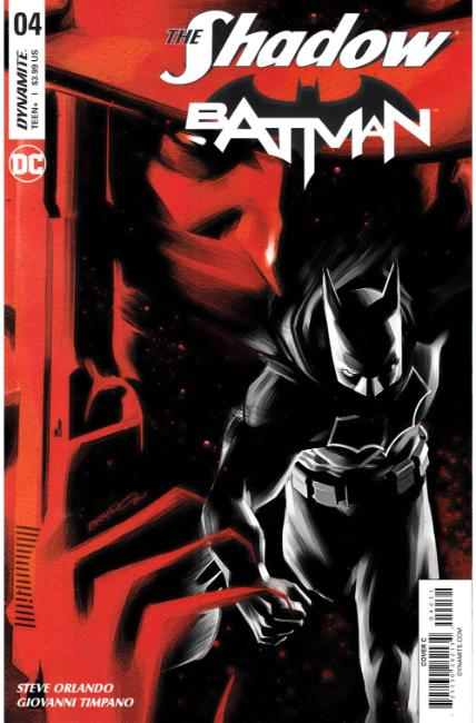 Shadow Batman #4 Cover C [Dynamite Comic] THUMBNAIL
