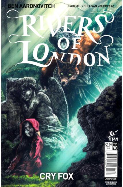 Rivers of London Cry Fox #3 [Titan Comic]