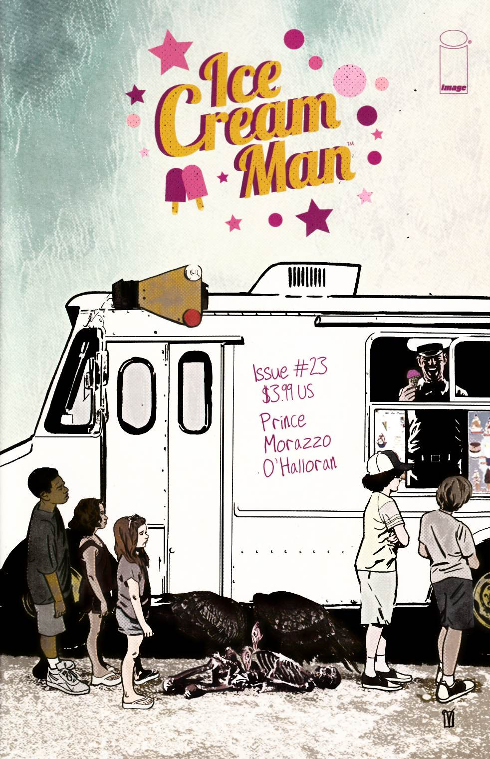 Ice Cream Man #23 Cover B Near Mint (9.4) [Image Comic] THUMBNAIL