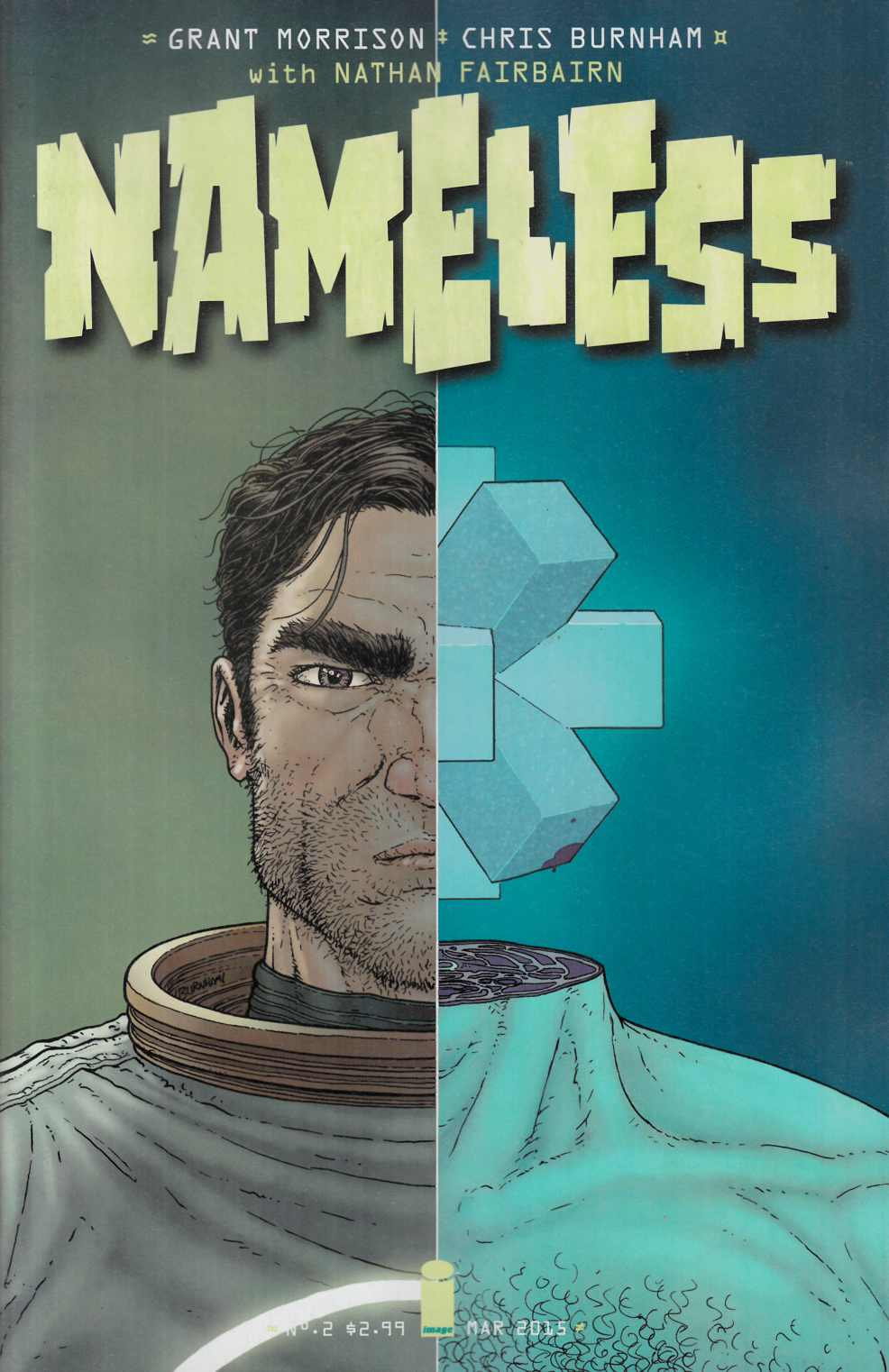 Nameless #2 [Image Comic] THUMBNAIL