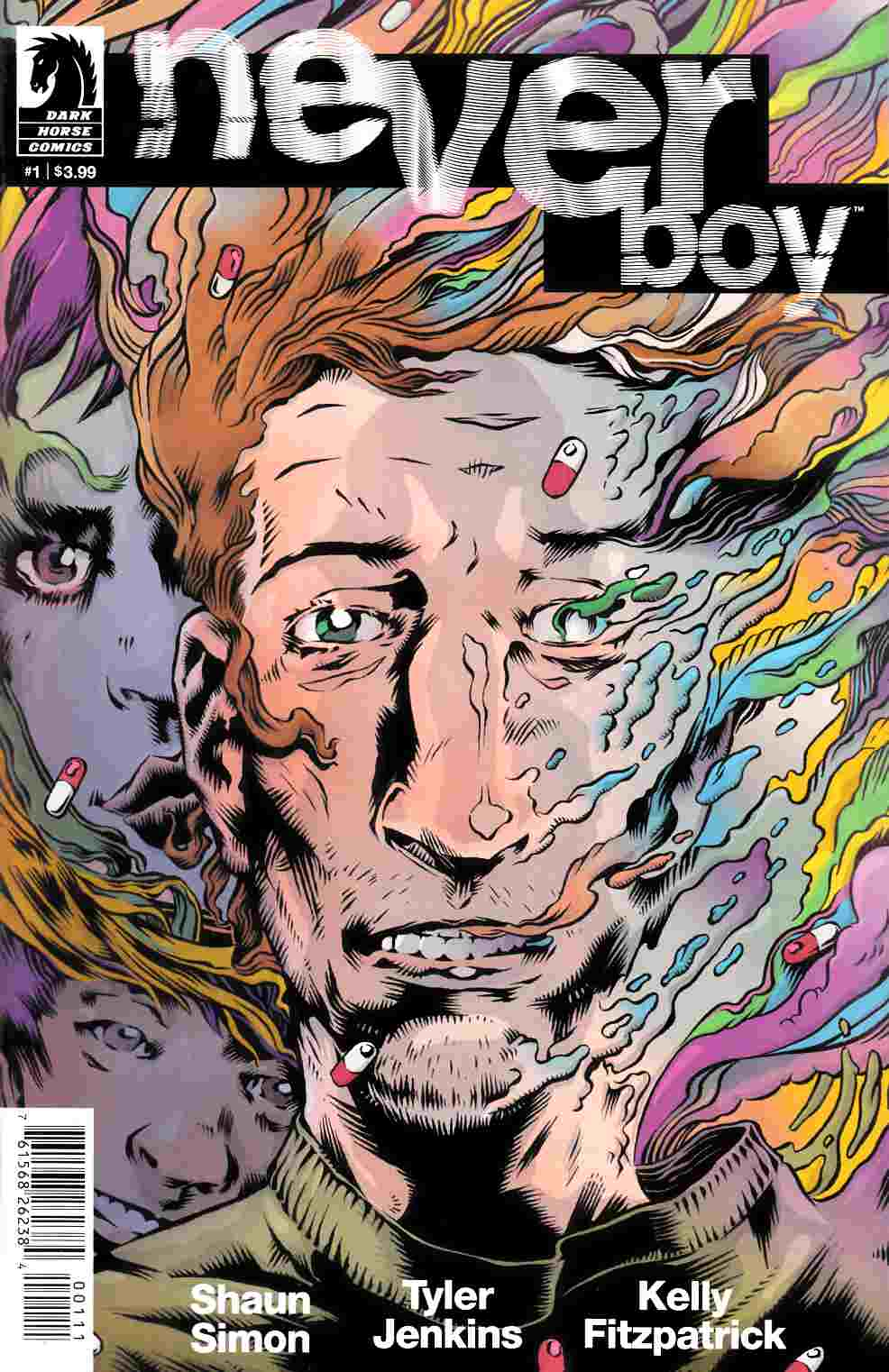 Neverboy #1 [Dark Horse Comic] THUMBNAIL