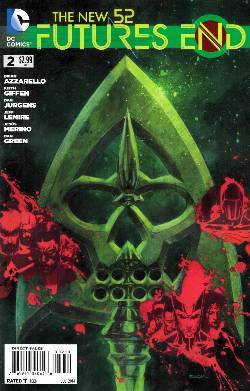 New 52 Futures End #2 [Comic] LARGE