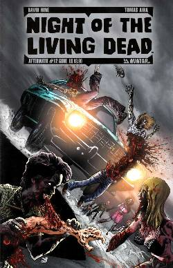 Night of the Living Dead Aftermath #12 Gore Cover [Comic] LARGE