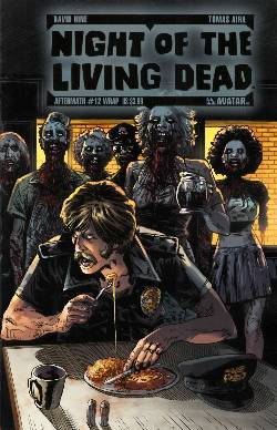 Night of the Living Dead Aftermath #12 Wrap Cover [Comic] LARGE