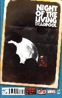 Night of Living Deadpool #1 Second Printing [Comic] THUMBNAIL