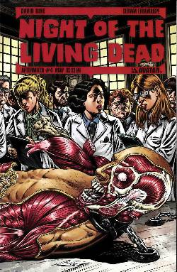 Night of the Living Dead Aftermath #4 Wrap Cover [Comic]