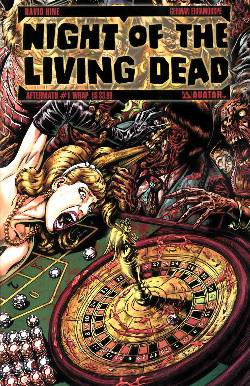 Night Of The Living Dead Aftermath #1 Wrap Cover [Comic] LARGE