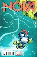 Nova #1 Young Baby Cover (Now) [Comic] THUMBNAIL
