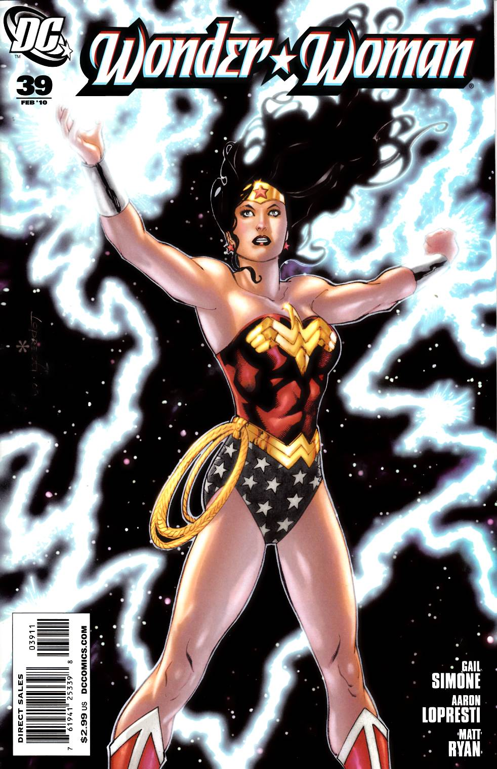 Wonder Woman #39 Near Mint (9.4) [DC Comic] THUMBNAIL