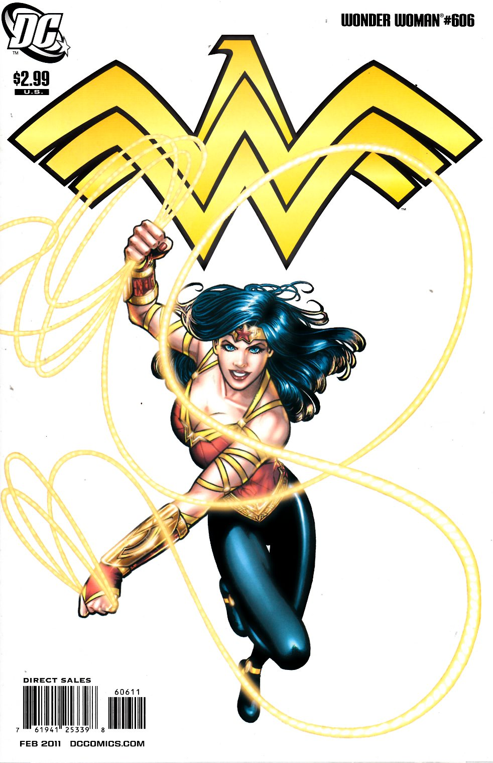 Wonder Woman #606 Near Mint (9.4) [DC Comic] THUMBNAIL