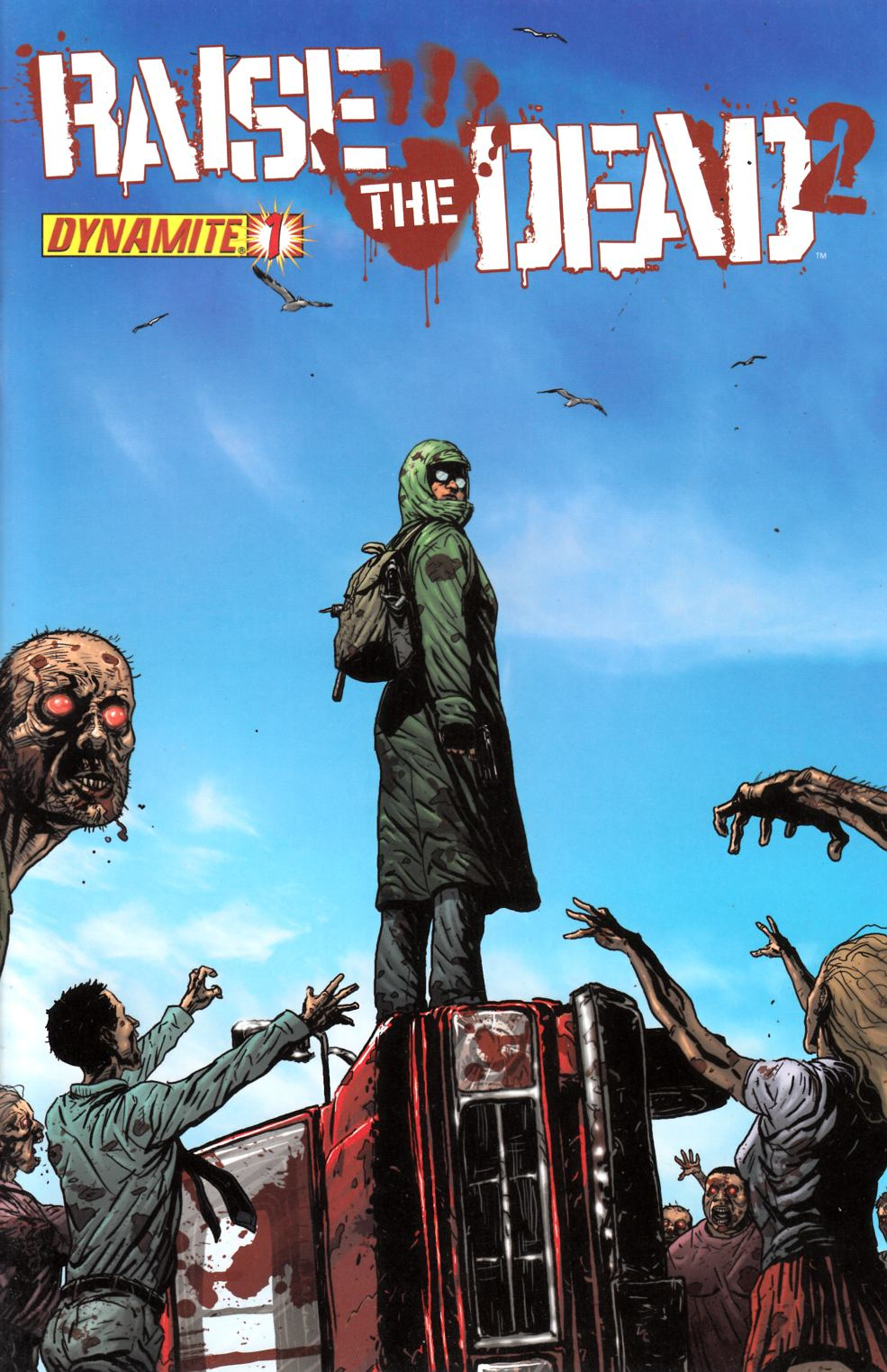 Raise the Dead II #1 Cover B Very Fine (8.0) [Dynamite Comic] LARGE