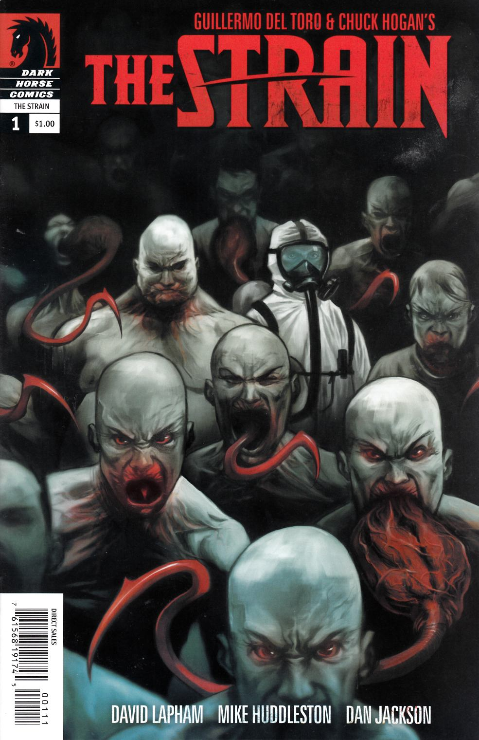 The Strain #1 [Dark Horse Comic] LARGE