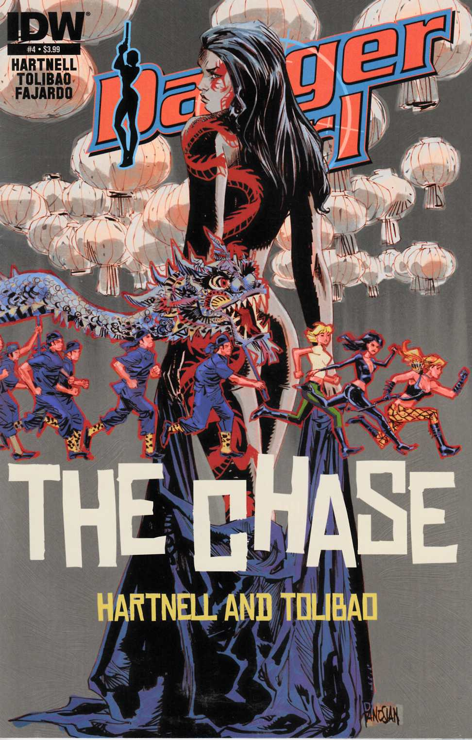 Danger Girl the Chase #4 [Comic]_THUMBNAIL