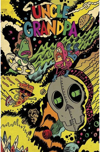 Uncle Grandpa #3 Cover B [Boom Comic] THUMBNAIL