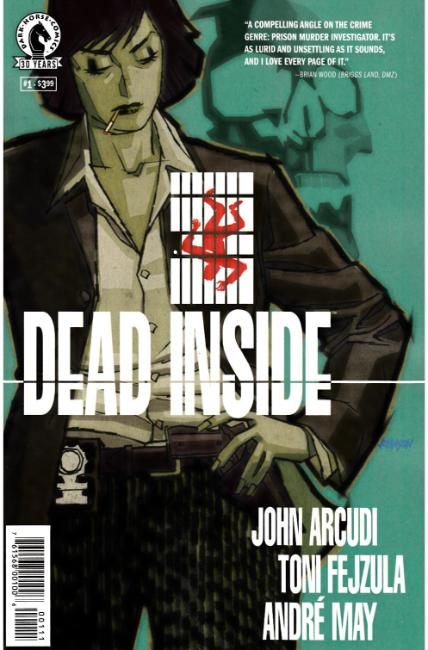 Dead Inside #1 [Dark Horse Comic] LARGE