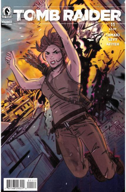 Tomb Raider 2016 #11 [Dark Horse Comic] THUMBNAIL