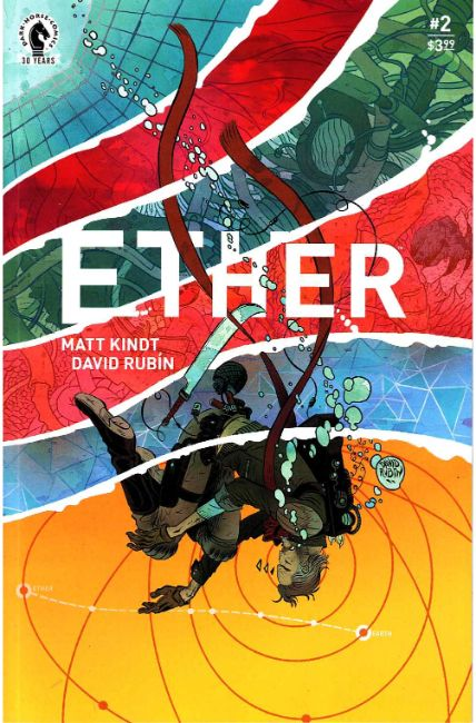 Ether #2 [Dark Horse Comic] THUMBNAIL