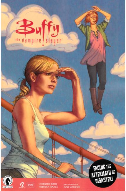 Buffy the Vampire Slayer Season 11 #2 [Dark Horse Comic] LARGE