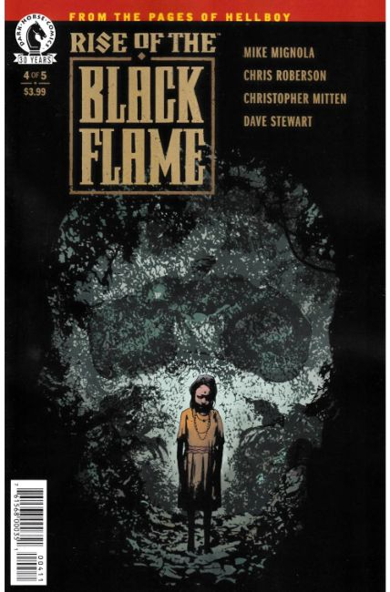 Rise of the Black Flame #4 [Dark Horse Comic] THUMBNAIL