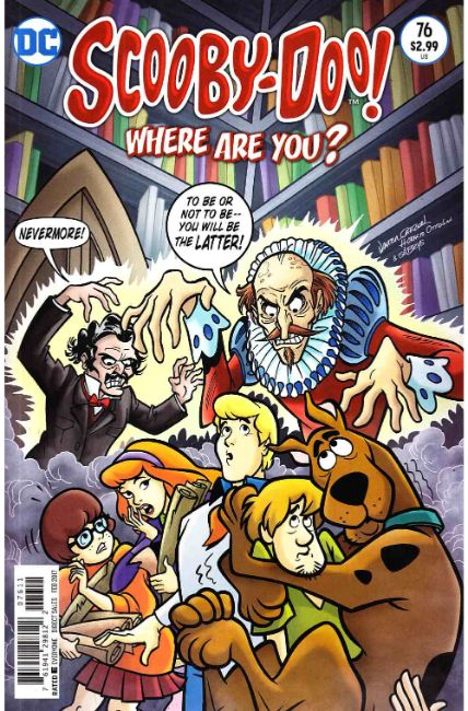 Scooby Doo Where Are You #76 [DC Comic] THUMBNAIL