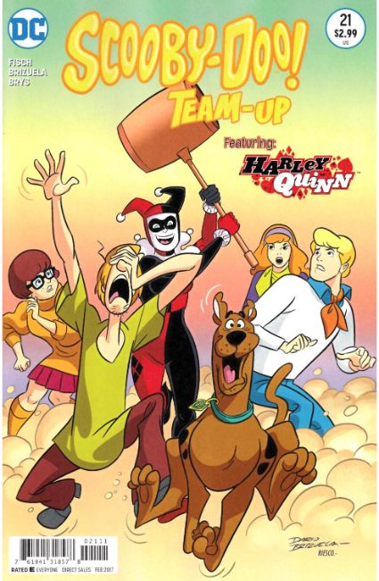 Scooby Doo Team Up #21 [DC Comic] THUMBNAIL