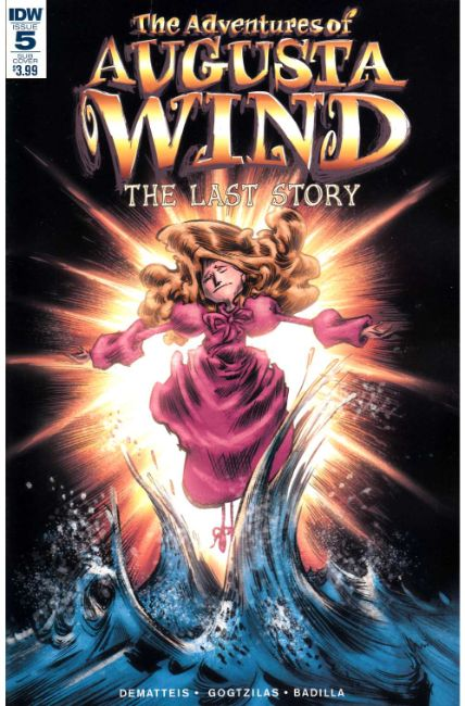 Adventures of Augusta Wind Last Story #5 Subscription Cover [IDW Comic]_THUMBNAIL