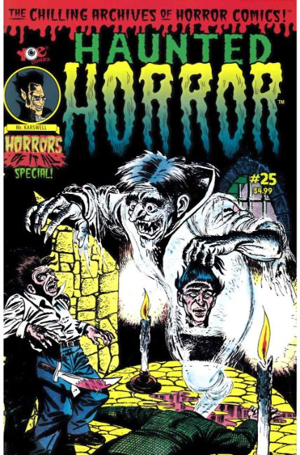 Haunted Horror #25 [IDW Comic] LARGE