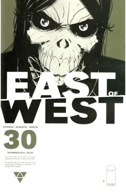 East of West #30 [Image Comic] THUMBNAIL