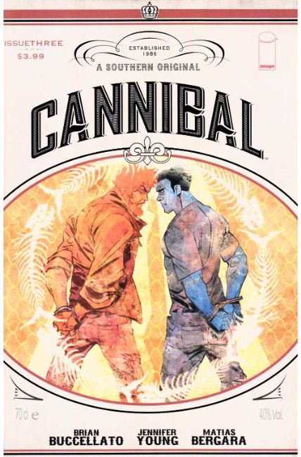 Cannibal #3 [Image Comic] THUMBNAIL