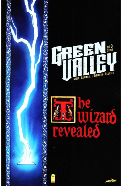 Green Valley #3 [Image Comic] THUMBNAIL