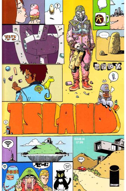 Island #14 [Image Comic]_LARGE